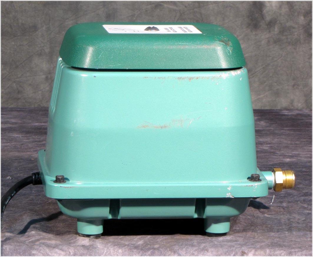 Hiblow Hp 40 Hp40 Septic Air Pump Pond Aerator Ebay