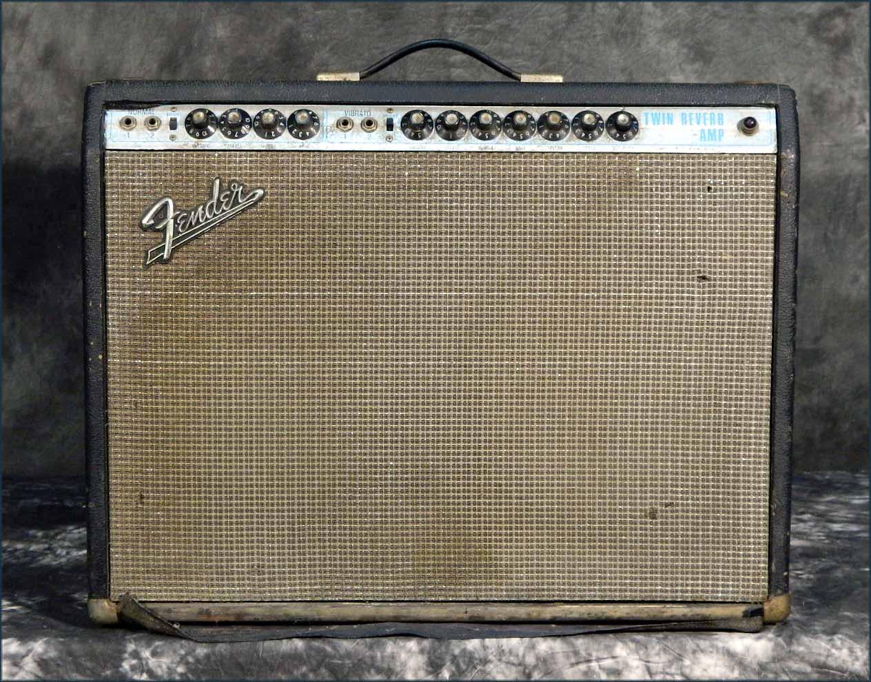 Vintage Fender Tube Amps 94